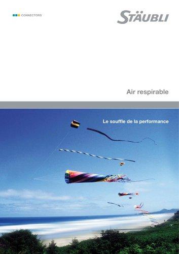 Air respirable Le souffle de la performance