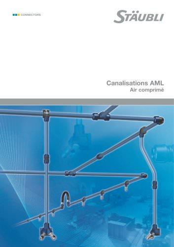 Canalisations AML Air comprimé