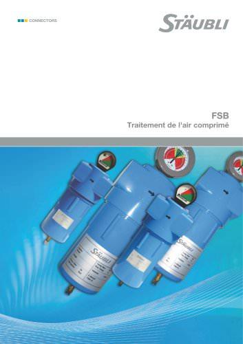 FSB Traitement de l'air comprimé
