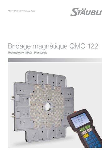 IMAG Bridage magnétique haute performance QMC 122