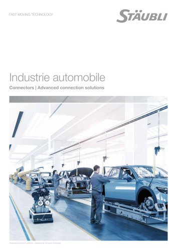 Programme - Industrie automobile