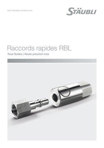 RBL - Haute pression inox