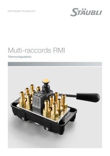 RMI MULTI raccords - Thermorégulation