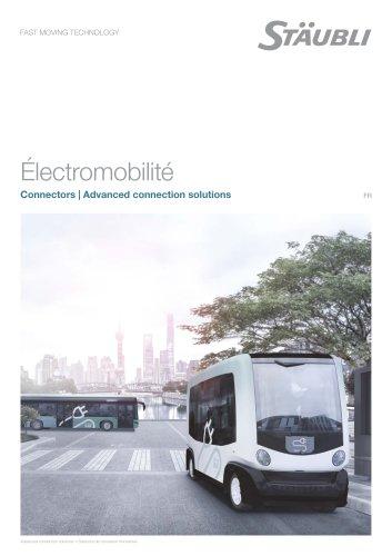 Solutions pour l'Électromobilité - Advanced connection solutions