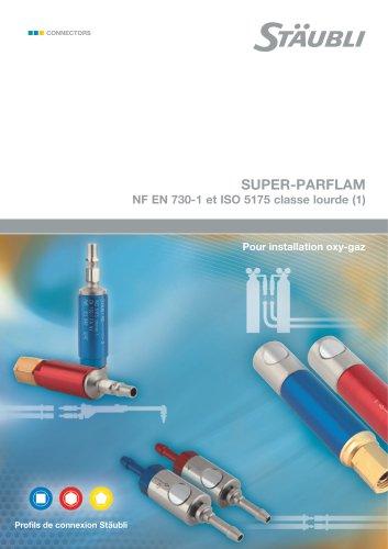 SUPER-PARFLAM NF EN 730-1 et ISO 5175 classe lourde (1)