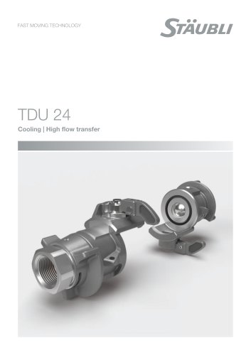 TDU - Cooling - High flow transfer