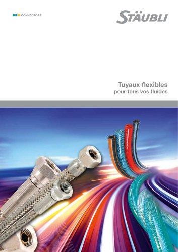 Tuyaux flexibles pour tous vos fluides