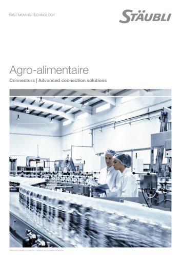 Vos solutions de connexion en Agro-Alimentaire