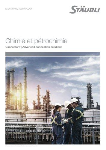 Vos solutions de connexion pour l'industrie chimique