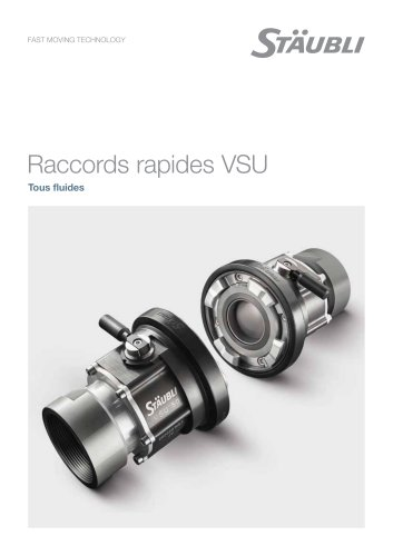 VSU 38/L Tous fluides