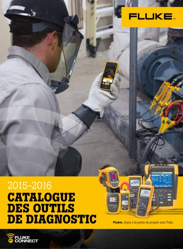 2015-2016 CATALOGUE DES OUTILS DE DIAGNOSTIC