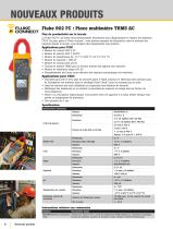 Catalogue des instruments de test - 11