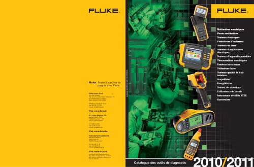 Catalogue des outils de diagnostic 2010/2011