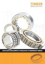 Catalogue Roulements à Rouleaux cylindriques Timken