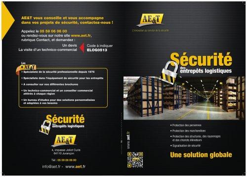 Sécurité des entrepôts logistiques