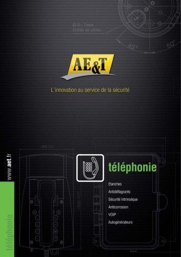 Téléphones industriels et ATEX 2012