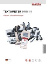 TEXTOMETER DMB-15