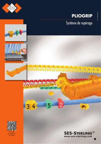 Système de repérage PLIOGRIP