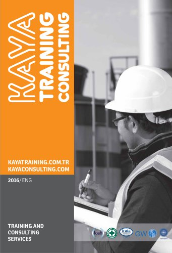Kaya Training & Consulting 2016