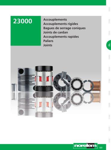 Composants pour la réalisation d'équipements industriels - Accouplements