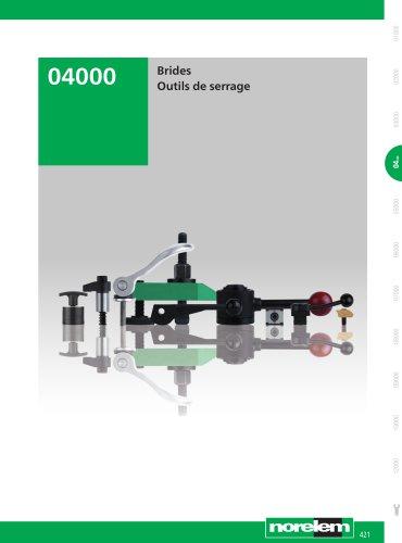 Éléments standard mécaniques - Outils de serrage