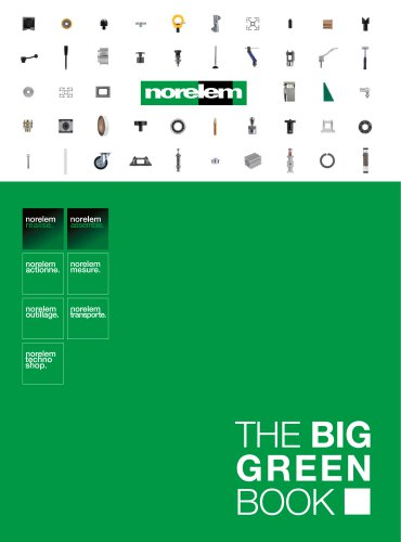 THE BIG GREEN BOOK édition 2020 vol.1
