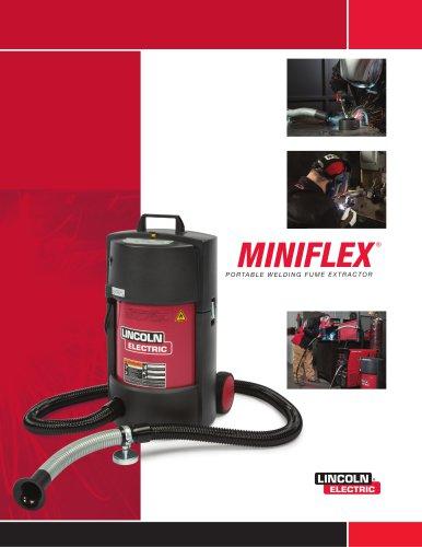 Miniflex Portable Welding Fume Extractor