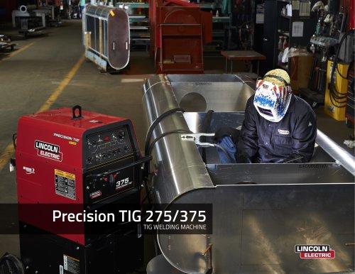 Precision TIG 275/375