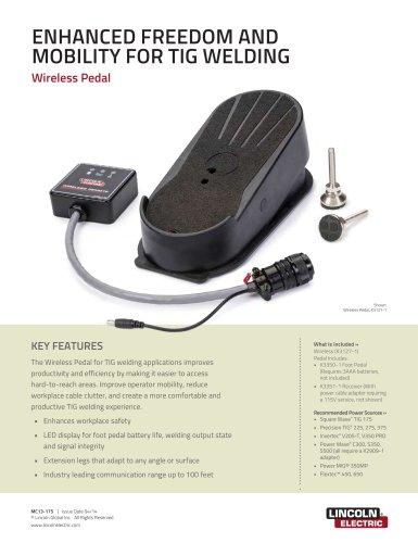 Wireless Pedal