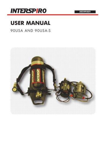user manual 90USA and 90USA-S