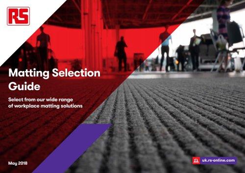 Matting Selection Guide