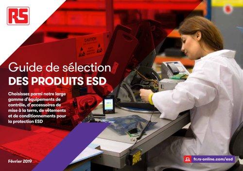 Sélection dse Produits ESD