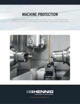 MACHINE PROTECTION