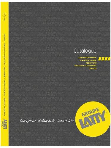 CATALOGUE LATTY
