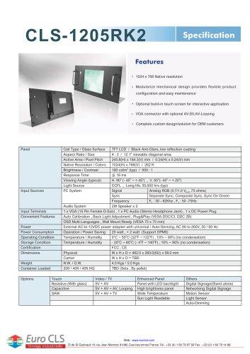 CLS-1205RK2