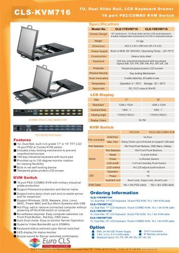 CLS-17KVM716