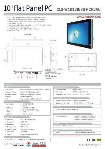 CLS-W1012IB3S-PCH2AC