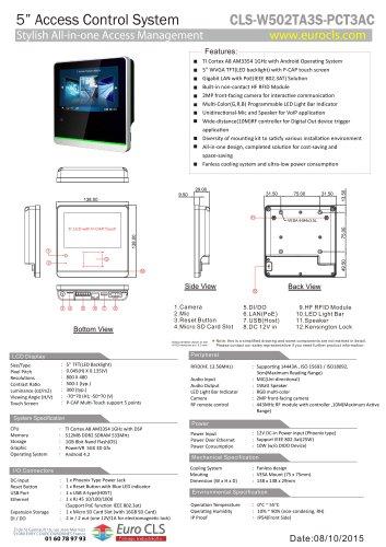 CLS-W502TA3S-PCT3AC