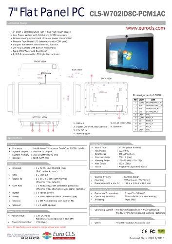 CLS-W702ID8C-PCM1AC