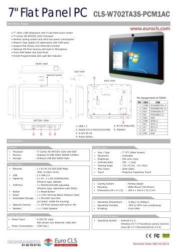CLS-W702TA3S-PCM1AC