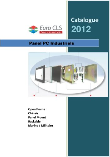 Panel PC Industriel