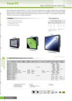 Panel PC Industriel - 5