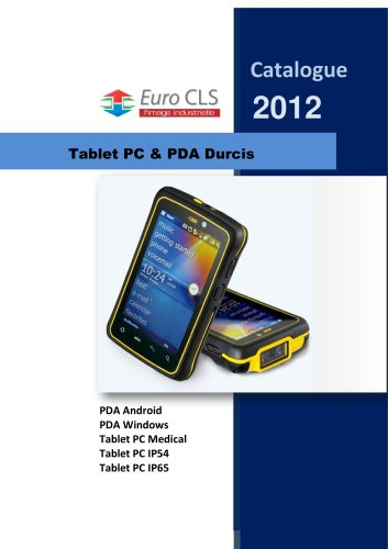 Tablet PC & PDA Durcis