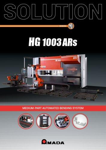 HG 1003 ARs