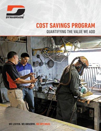 COST SAVINGS PROGRAM