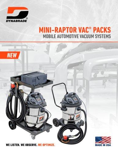 Mini Raptor Vac Packs