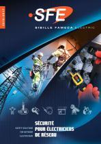 Catalogue Sibille Fameca Electric 2016-2017