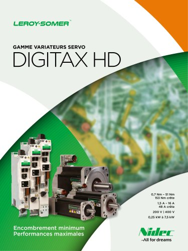 DIGITAX HD