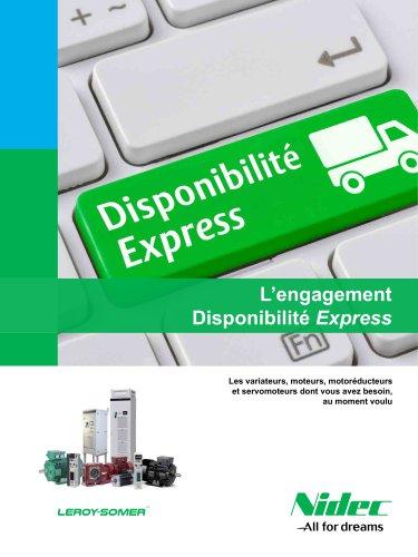 L'engagement Disponibilité Express