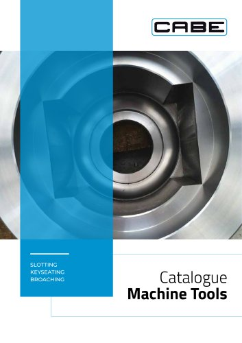 Cabe Product Catalogue